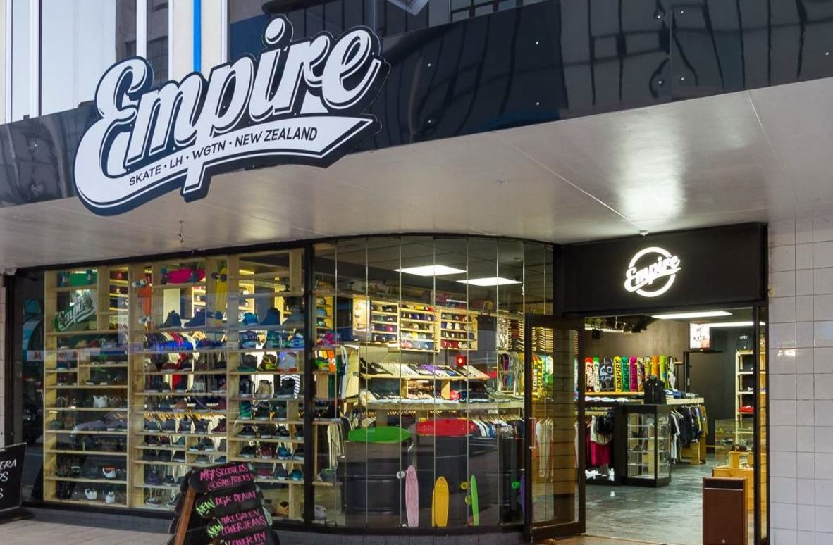 Empire Skate and Street testimonial