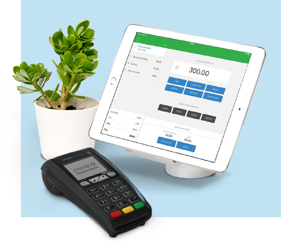Chase Merchant Services | Quick & Secure POS Payments | Vend NZ
