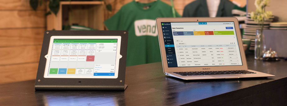 QuickBooks Online & Vend POS | Streamline your retail business | Vend