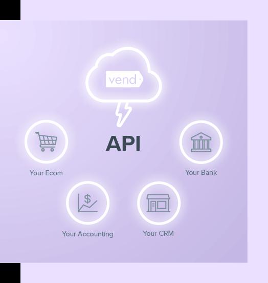 Vend's API