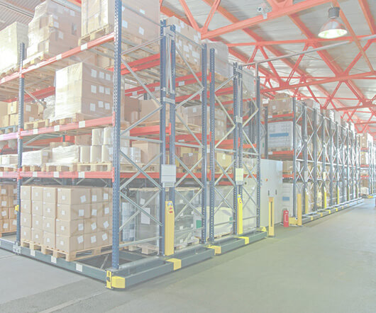 Multi-Store Retail Manager in the warehouse