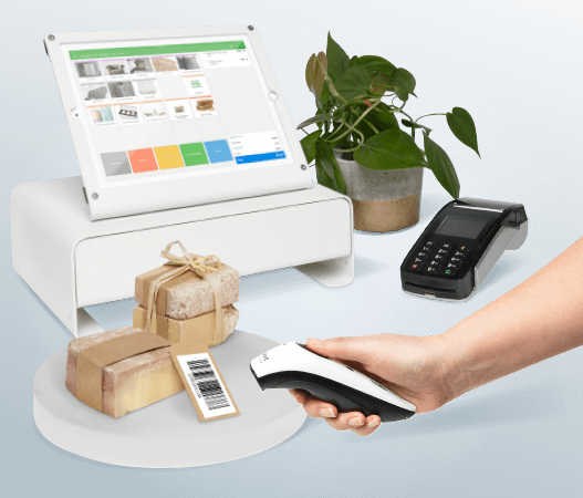 Vend Sellscreen and Scanning with Bira