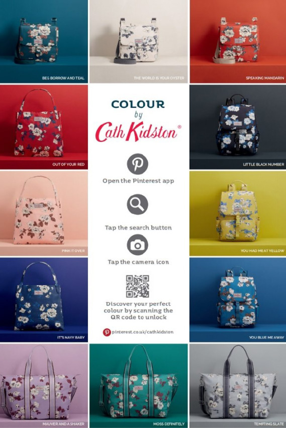 Cath Kidston's social media initiative