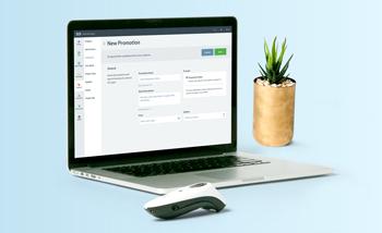 Screenshot of Promotions tool