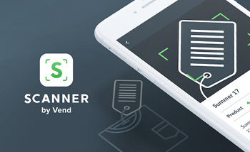 iOS app Scanner by Vend